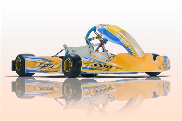 Eos, the new brand made in OTK Kart Group