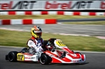 Birel ART - P4 at the 25th Winter Cup for Alex Irlando