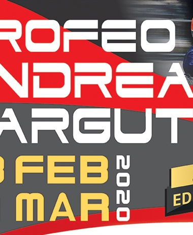 The Andrea Margutti Trophy is gearing up for its 31st edition on march...