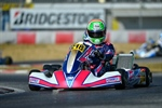 Great deal of progress for the Kosmic Kart Racing Department at the 25th Lonato Winter Cup