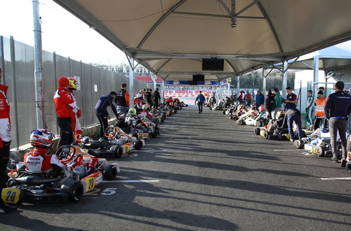 WSK Super Master Series in Lonato: a memorable event with 372 entered...