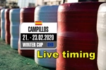 Live timing of the Rotax Max Challenge Trophy Winter Cup at Circuito Karting Campillos
