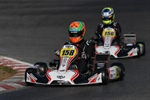 Big steps forward for team Leclerc by Lennox Racing in Lonato, Italy