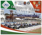 The Italian ACI Karting Championship round in Triscina (Trapani) postponed to May 31st