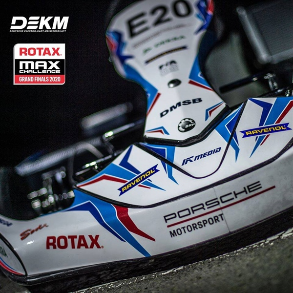 ROTAX Karting: sign up for the DEKM championship