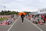 VIDEO: Crash DKM Shifter Karts KZ