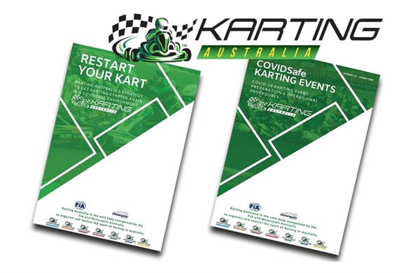 Covid-19 Karting recovery blueprint released