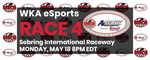 The A-Maxx Racing WKA eSports Series heads to Road America tonight for Round Three