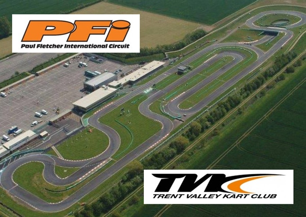 PF International Kart Circuit in Brandon (UK) will be re-open for testing 5th and 6th june