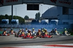 Qualifying of WSK Super Master Series kicked off in Adria