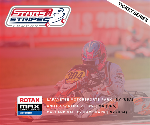 Rotax Stars & Stripes Trophy Series Rescheduled