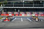 Sarno all set for the final stages of WSK Euro Series Round 1