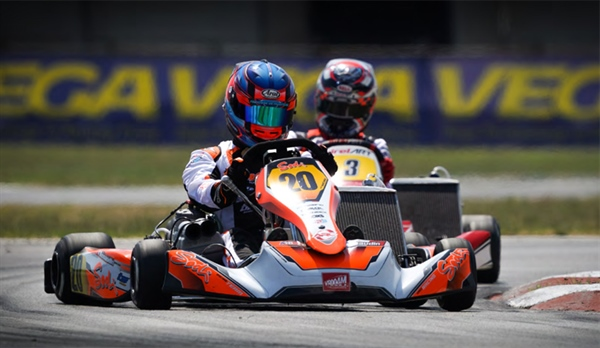 Sodi Racing Team - Pole position and podium at Sarno: Sodi on the attack again