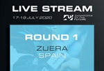 LIVESTREAM Champions Of The Future Round 1 at Zuera – Spain