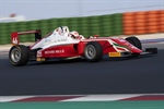 Qualifying: Last year in the karts, already very fast in the F4.