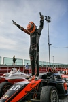 Francesco Pizzi wins race 3 in F4 Misano opener, takes early championship lead