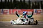 LeCont Tyres - FIA Karting European Championship - OK & OK-Junior (Round 1) - Zuera (ESP) - The quality and efficiency of LeCont tyres confirmed in Spain