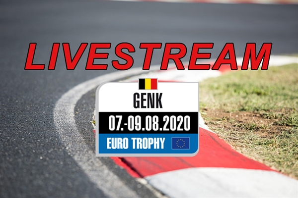 LIVESTREAM: Rotax Max Euro Trophy is back to racing this weekend!