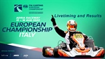 LIVETIMING: FIA European Karting Championship - KZ & KZ2 and FIA Karting Academy Trophy
