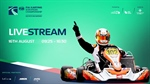 SUNDAY LIVESTREAM: FIA European Karting Championship - KZ & KZ2 and FIA Karting Academy Trophy