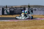 The Tony Kart Ok And Okj European Continues In Sarno