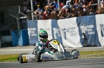 Tony Kart once again on the podium of the European Championship