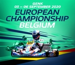 The first two European FIA Karting titles will be awarded in Belgium amid COVID-19 measures