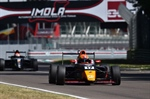 Italian F4: Imola - VAR dominates free practice with Edgar and then Pizzi
