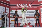 Filip Ugran resists the entire race at Imola