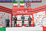Italian F.4 Championship powered by Abarth at Imola, race 3: Extraordinary Rosso