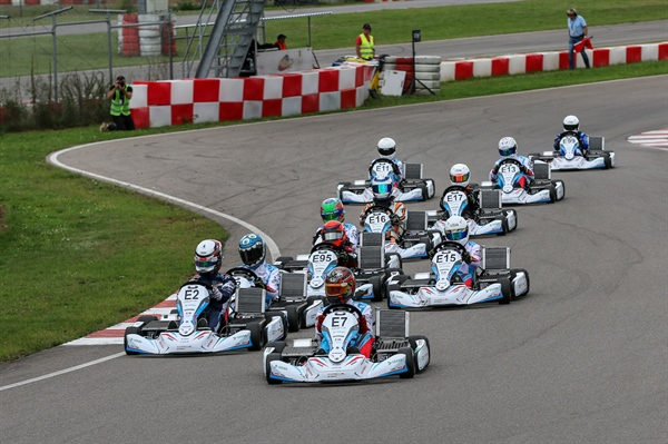 Thrilling race action and new winners in the DEKM