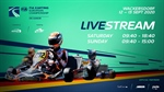 Sunday Livestream: FIA Karting European Championship - OK & Junior at the Prokart Raceland in Wackersdorf