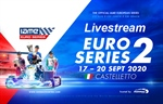 Sunday Livestream: Round 2 of the IAME Euro Series at  Castelletto