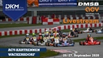 Saturday Livestream: DKM at Prokart Raceland, Wackersdorf