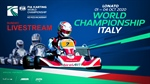 Sunday Livestream: FIA World Championship KZ, KZ2 and Academy Trophy at Lonato
