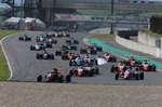 New drivers in the rich line-up of the Italian F4 at Mugello