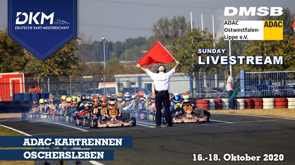 Sunday Livestream: DKM Finals at Motorsport Arena Oschersleben