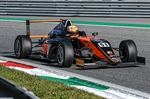Italian F.4 Monza, penalty for Gabriele Minì, Francesco Pizzi wins