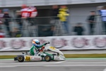 Rain conditions don't stop Tony Kart Racing Team in the first meeting of the WSK Super Masters Series