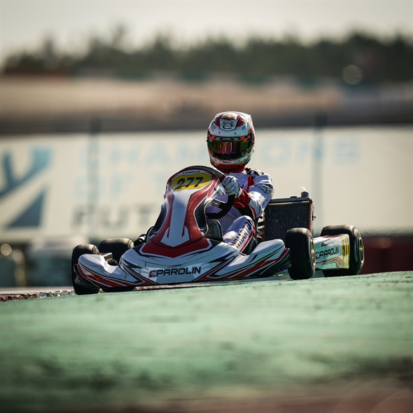 Champions of the Future: James Wharton among the best at Portimao