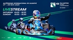 Sunday Livestream of the FIA Karting World Championship - OK & Junior