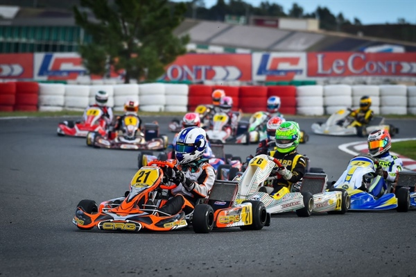 Top ten for CRG in Portugal at the FIA Karting World Championship