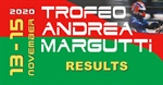 Results of the 31st Andrea Margutti Trophy