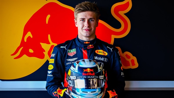 Juri Vips will be reserve driver for Red Bull Racing and Alpha Tauri F1 for this weeks Turkish GP