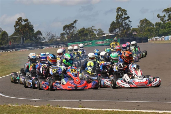 Statement: Australian Kart Championship Round Three
