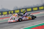 Exprit Racing Team gets promising results at the WSK Open Cup