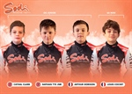 LINE-UP Sodi OK Junior factory drivers