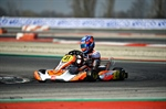The initial pole positions of WSK Champions Cup in Adria