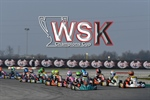 The protagonists of qualifying heats of WSK Champions Cup in Adria