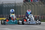 Gustavsson, Camara, Al Dhaheri and Lammers are the winners of the WSK Champions Cup in Adria